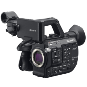 Sony FS5 rental estonia